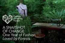 CanopyStyle Campaign / Latest Style Trend: Fashion Loved By Forests Canopystyle is our fresh and fashionable campaign. Working with clothing brands and designers our goal is to eliminate ancient and endangered forests from clothing. Follow the thread..