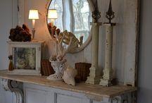 Home decor / Old doors