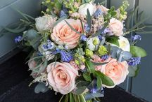 Bridal Flowers / Inspiration for that main centrepiece of the Wedding day, the Bridal Bouquet. A combination of our work and our favourite pins from around the world, your sure to find one you love in here.