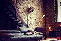 Brick in interior
