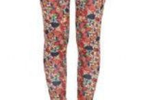 Lovely Leggings / We are not just about tights and socks - we have lots of lovely leggings too!!