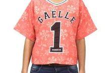 GAËLLE BONHEUR P/E14 / La felicità si chiama Gaëlle Bonheur