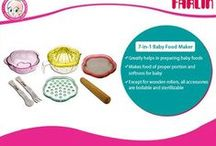 Farlin Baby Products / Most proffessional mother and bany care products collection