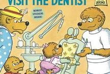 Kids' Books About Dental Care / It's never to early to learn about good oral health.  And reading to your kids about their teeth is a great way to start.