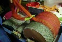 Instructions Videos and Patterns / Fiber Art, Knitting, crochet,
