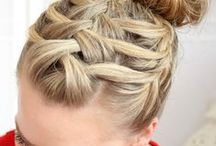 Inspiration Cheveux long