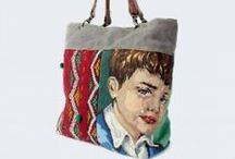 Bags / One of a kind, handmade bags