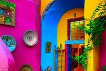 Цвет. Красочный мир