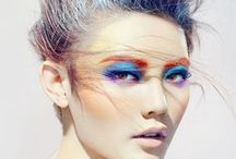Inspiration : Maquillage, coiffure et stylisme