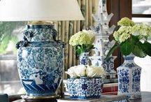 Royal Blue Meets China