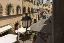 Palazzo Tempi / Luxury apartment in the heart of San Casciano val di Pesa