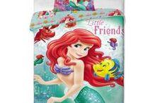 Ariel - Little Mermaid bedding collection | Kolekcja Princess Ariel / Ariel Little Mermaid bedding collection with Disney Princess Ariel | Kolekcja pościeli dla dzieci oraz ręczników z Arielką, Księżniczką Ariel