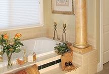 Bathroom Design / This board is a collection of fabulous bathrooms - full of ideas on how you can remodel your bathroom and explore color to make your bathroom perfect. Some of the projects in this gallery are examples of bathrooms that MB Jessee worked on in San Francisco and the Bay Area.