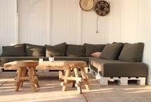 Pallets / by Buy Nothing New maand