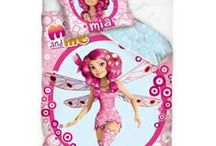 Mia and Me / Mia i Ja / Kids bedding and home textile collection with Mia from Mia and Me - animated series | Mia i Ja kolekcja pościeli dziecięcej i ręczników dla dzieci