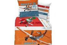 Planes bedding collection / Planes bed linen from Disney Planes movie