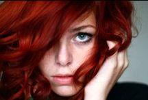 Redhead Ravens / Red hair to love.