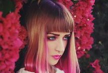 Trends, Colors & Other Hairspiration / From hair accessories to bold colors and everything in-between for hair!