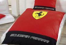 Ferrari Scuderia bedding and accesories | Ferrari pościel i akcesoria / Ferrari bedding sets collection and accesories | Ferrari kolekcja pościeli i akcesoriów