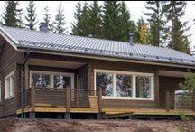 Puikkari, Mikkeli / Puikkari on joulukuussa 2013 valmistunut omarantainen Polarhousen lämpöhirsitalo, kauniisti ympäristöön sopivia ja sisustettu laadukkaasti skandinaaviseen tyyliin. 4+2 henkilöä, 78m2, 2mh, Mikkeliin 17km, Saarijärvi