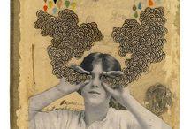 Collage / Świat kolażu