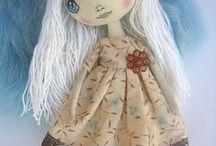 cloth rag doll inspiration