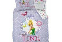 Disney Fairies Tinker Bell collection | Kolekcja pościeli Dzwoneczek i Wróżki / Disney Fairies Tinker Bell bedding and accesories collection | Dzwoneczek i wróżki kolekcja pościeli dziecięcej