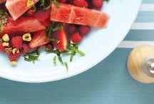 Healthy food / Good food, healthy body, happy mind!