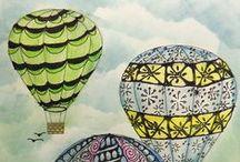 Zentangle / Dibujos, mandalas
