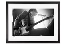 R O C K . P A P E R . P H O T O . / Rudsak showcases a unique photo collection of iconic rock and roll artists from the past 20 years.  These limited-edition, photographer-signed prints from Rock Paper Photo are available to purchase online and in selected stores.