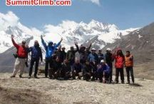 Cho Oyu Expedition 2014 / Cho Oyu Spring 2014: News of our expedition - 22 April to 29 May 2014