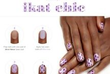 essie Looks - How To's / Get the looks from lead essie nail techs like Michelle Saunders and Rita Remark! #toptips #nailista