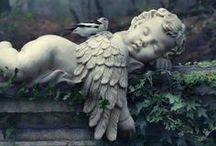 Angeli e creature magiche