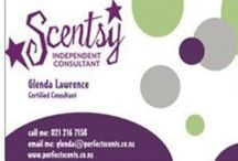 All things Scentsy - www.perfectscents.co.nz / Everything Sentsy