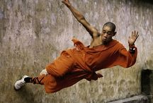 Shaolin Kung Fu / Chinese spiritual martial art form, awe inspiring to see images of the #shaolin #monk #kungfu #training
