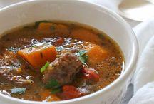 Healthy Soups / Gezonde soepen! #Bewuste #gezonde #lekkere #voeding #eten #soep #afvallen #recepten