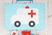 Kita - Krankenhaus