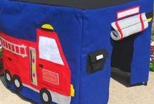 Kita - Spielräume und Spielzeuge