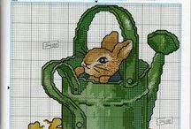 Sticken - Beatrix Potter