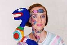 Künstler - Nikki de St. Phalle