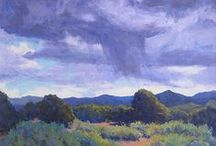 Plein Air Sky and Cloud Painting