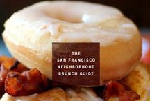 Tastes of San Francisco / Come explore the tastes of San Francisco in this delicious, mouth-watering board that features restaurants, diners, bakeries, recipes and more from the beautiful San Francisco Bay Area.