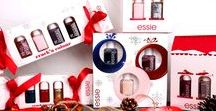 Essie Christmas / Grant colour wishes and give the best Christmas gift of #essielove this festive season