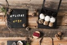 H O L I D A Y . G I F T . G U I D E .F W 1 5 . / 'Tis the season to lavish your loved ones with luxury. Meet RUDSAK's top 2015 holiday picks.