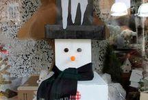 Navidad 2015 / Decoraciones navideñas de Floristería Flori