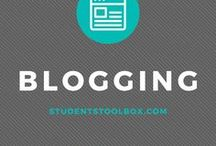 Blogging Tips | Ideas / Blogging Tips | Ideas: productivity, study, tips, college, high school, students, blogger, inspiration
