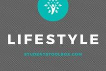Student Lifestyle | College / Get the best student lifestyle that you have been dreaming of. Studentstoolbox.com covers topics from: lifestyle articles, lifestyle ideas, high school lifestyle, college lifestyle, time management to get the ideal student lifestyle and more.