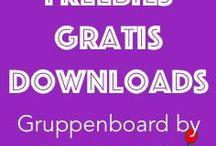 Gruppenboard: Freebies 4 Families / Freebies für Eltern und Kinder. Gratis Printables und Downloads für die Familie.