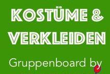 Gruppenboard DIY: Kostüme & Verkleidungen
