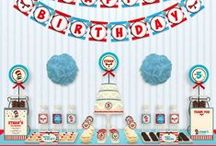 Parenting: Birthday Parties / Party ideas, DIY and gifts for children. / by Rattles and Heels